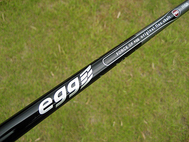 PRGR RED EGG IR SHAFT