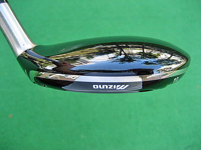 MIZUNO MP CLK-H 2015 BACK