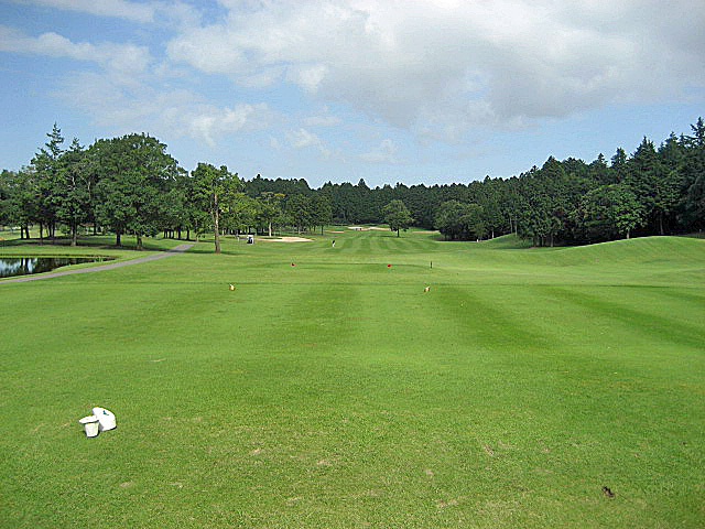 KASUMIGAURA GC NO10-1