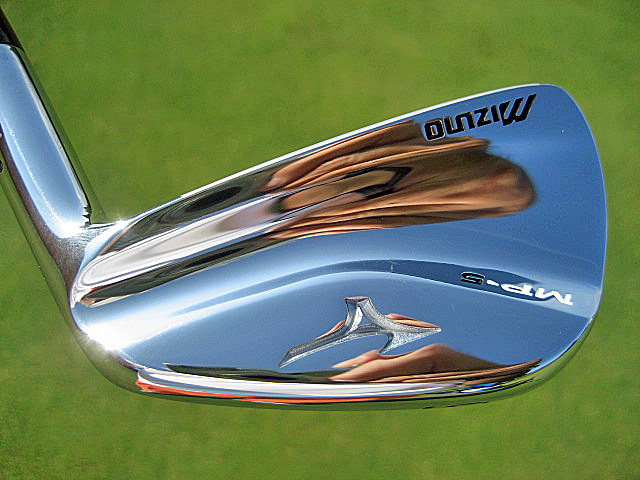 MIZUNO MP-5 BACK