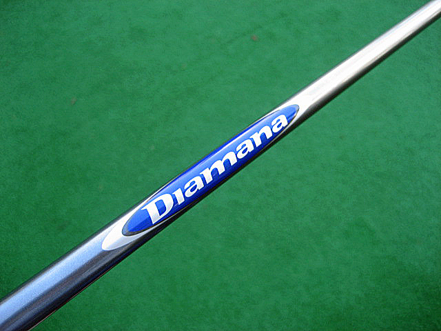 NIKE TW VAPOR SHAFT