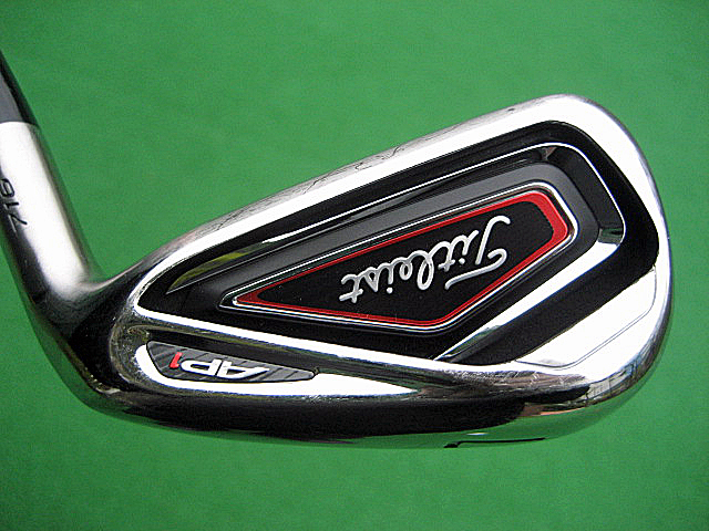TITLEIST 716AP1 BACK