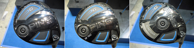 2016JGF PING G  FW SERIES MAIN