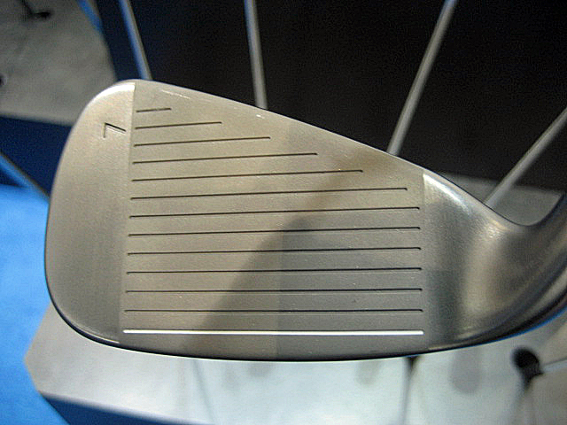 2016JGF PING G IRON FACE