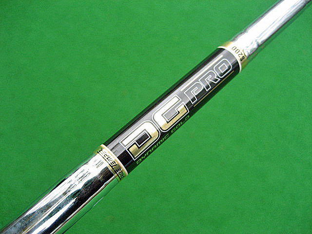 CPG KING FORGED TEC SHAFT