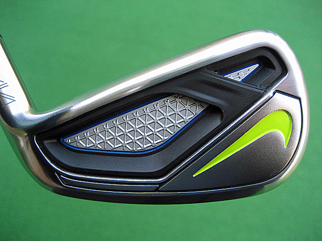 NIKE VAPOR FLY IRON BACK