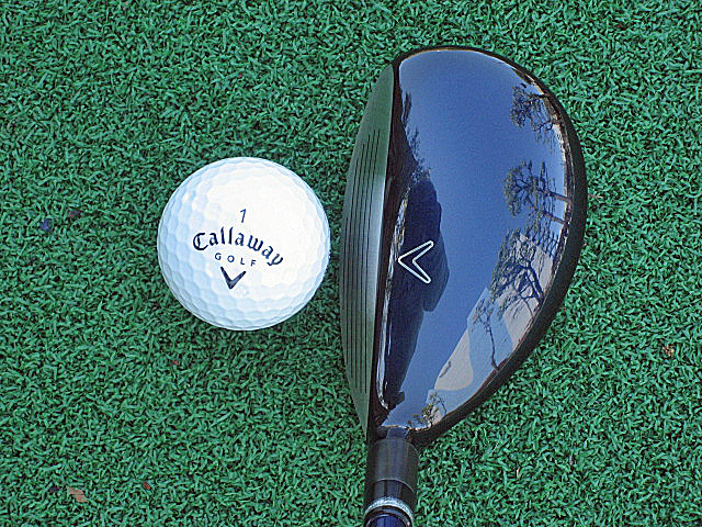 CAL BIG BERTHA BETA UT TOP