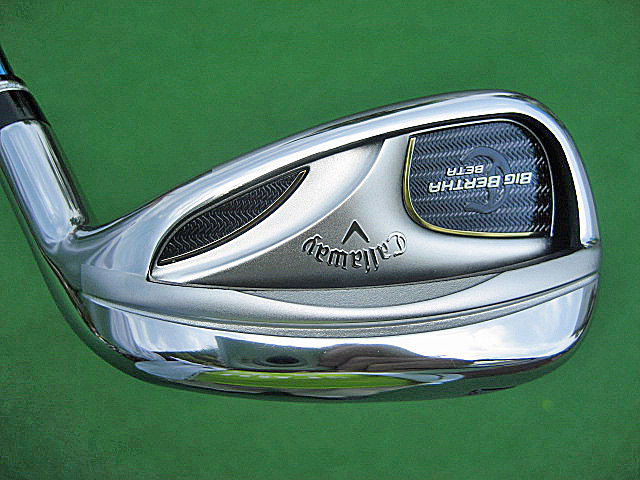 CAL BIG BERTHA BETA IRON BACK
