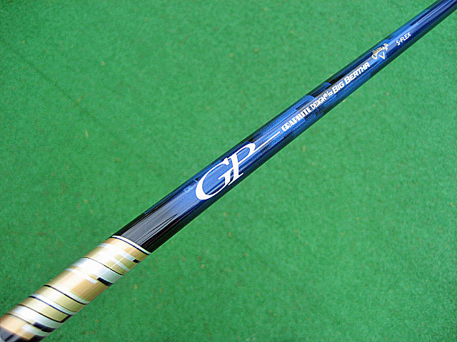 CAL BIG BERTHA BETA IRON SHAFT CR