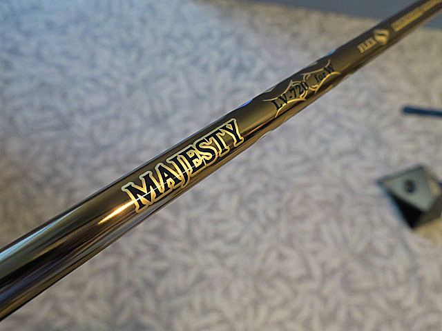 PC MARUMAN MJ PRESTIGIO9 DR SHAFT