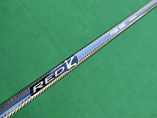 PRGR RED TFI SHAFT2