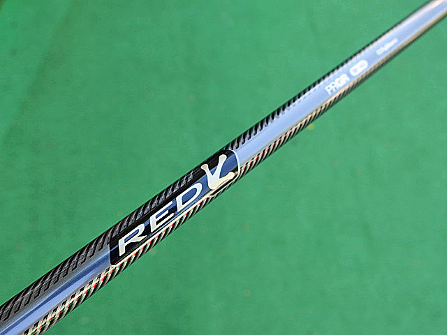 PRGR RED UT SHAFT