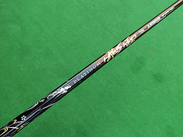 WOKS GOLF HISYO DR SHAFT